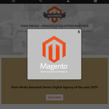 How To Use The Magento2 Modal Widget