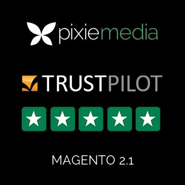 Pixie Media Trust Pilot (Magento 2.1)