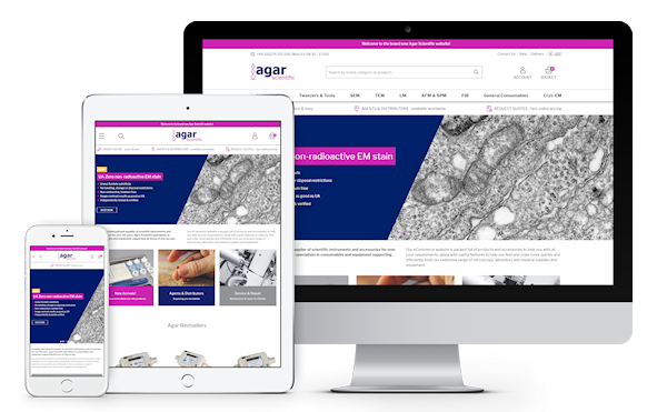 Agar Science Ecommerce
