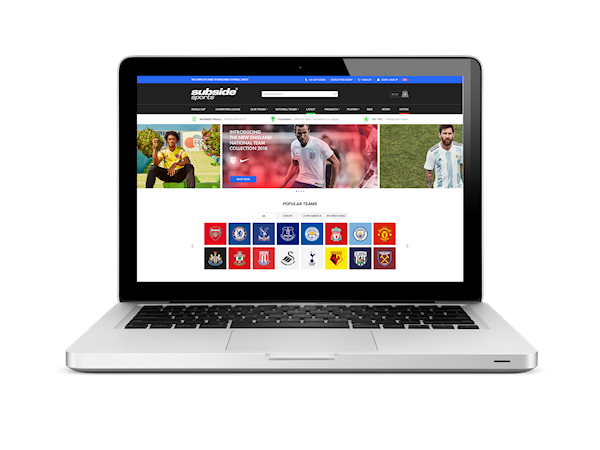 Subside Sports Magento2