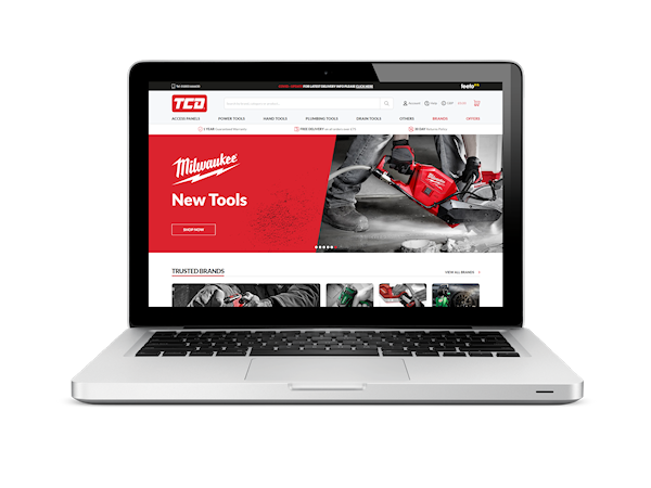 Trade Counter Workman Tools Ecommerce Magento