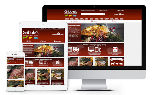 Gribbles eCommerce