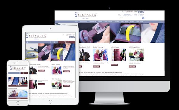 Silvalea eCommerce