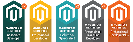 Certified Magento Developers